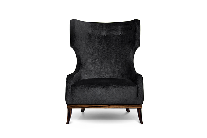 Decorate your bedroom with a wingback chair 6 Decorate your bedroom with a wingback chair Decorate your bedroom with a wingback chair The perfect wing chair for a cozy living room 6
