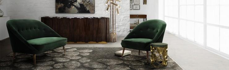 Top 5 Deep green Lounge chairs