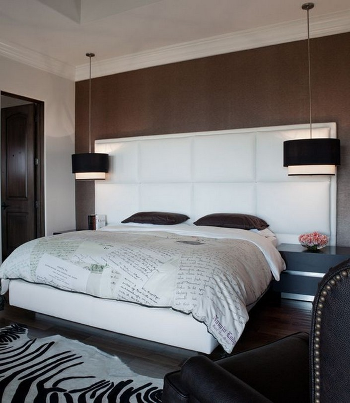 Top 6 Contemporary Hanging Bedside Lamps