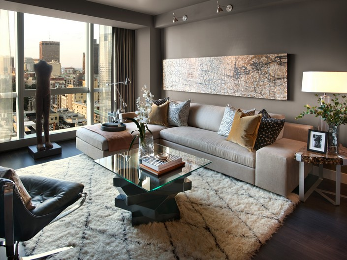 Top 6 living room furniture for an urban home