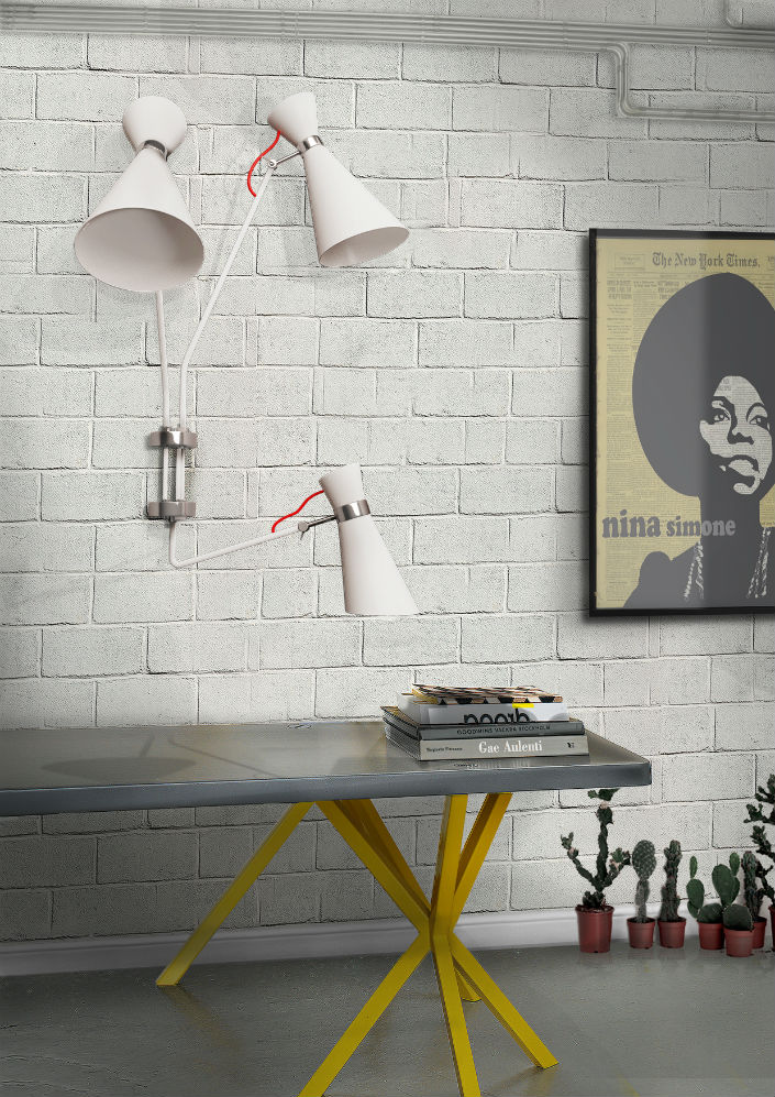 WHY EVERY HOME MUST HAVE A VINTAGE WALL LAMP delightfull