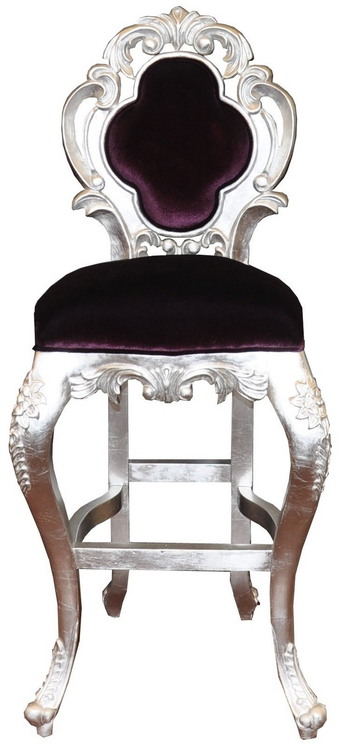 Usually we listen about bar stools, but now the trend is bar chairs.  8 beautiful modern bar chairs in velvet 8 beautiful modern bar chairs in velvet bar chair in velvet1