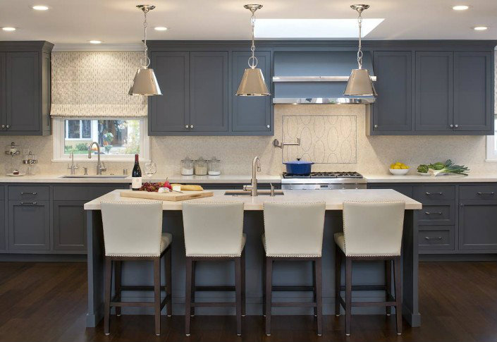 6 Modern Kitchen Stools With Backs Blue Kitchen Cabinets