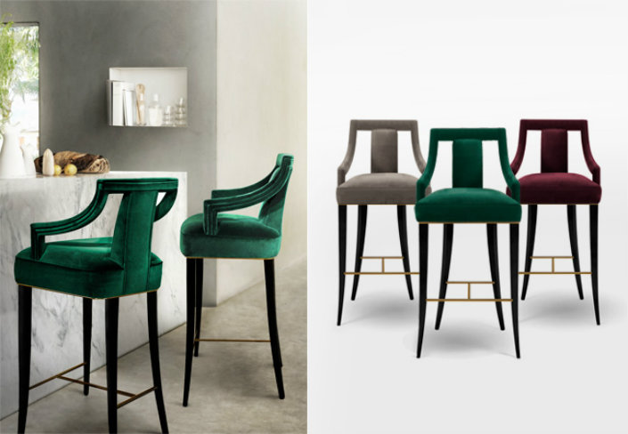 Brabbu S New Collection The Newest Back Bar Chair Eanda