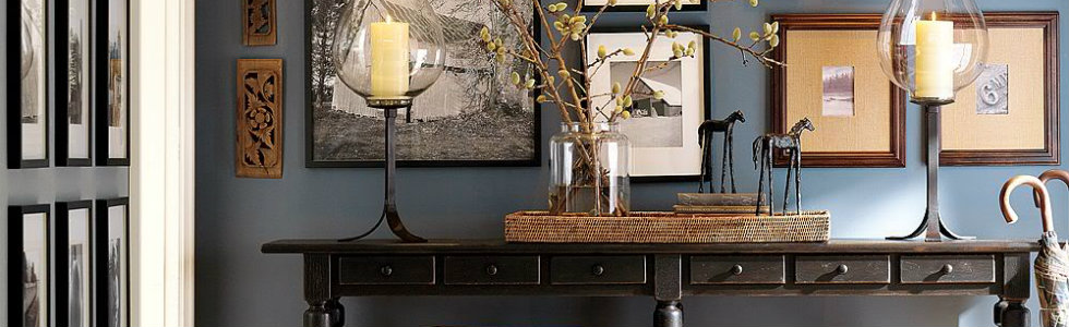 Set up a dramatic modern decor with 6 beautiful console tables Set up a dramatic modern decor with 6 beautiful console tables feature 2