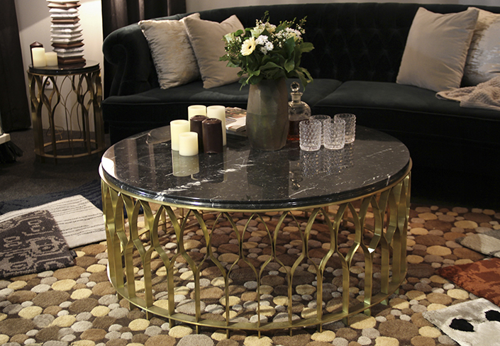 5 Round Center Table For A Modern Living Room 3
