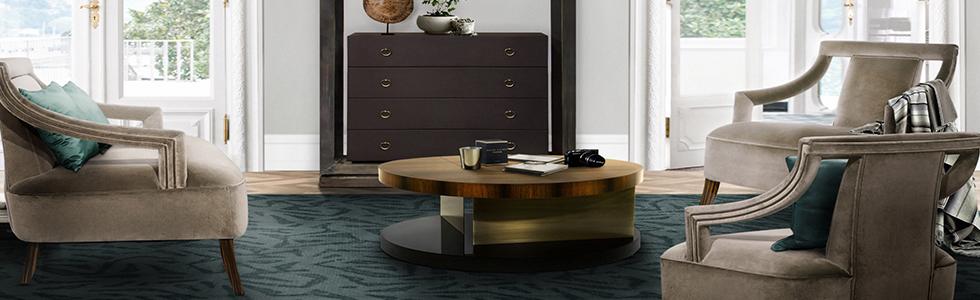 5 Round Center Table For A Modern Living Room Brabbu