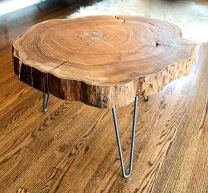 5 Vintage Round Coffee Tables Ideas 2