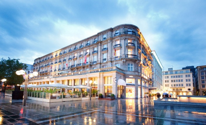 7 Best Hotels In Cologne Dom Hotel2