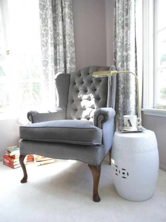 Bedroom Improvement Ideas Feminine And Elegant Side Chair Brabbu Design Forces