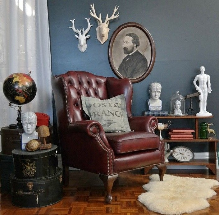 Chesterfield Captains Chairs Top 7 Chesterfield Captains Chairs: Create your Vintage Living Room Chesterfield Captains Chairs 2