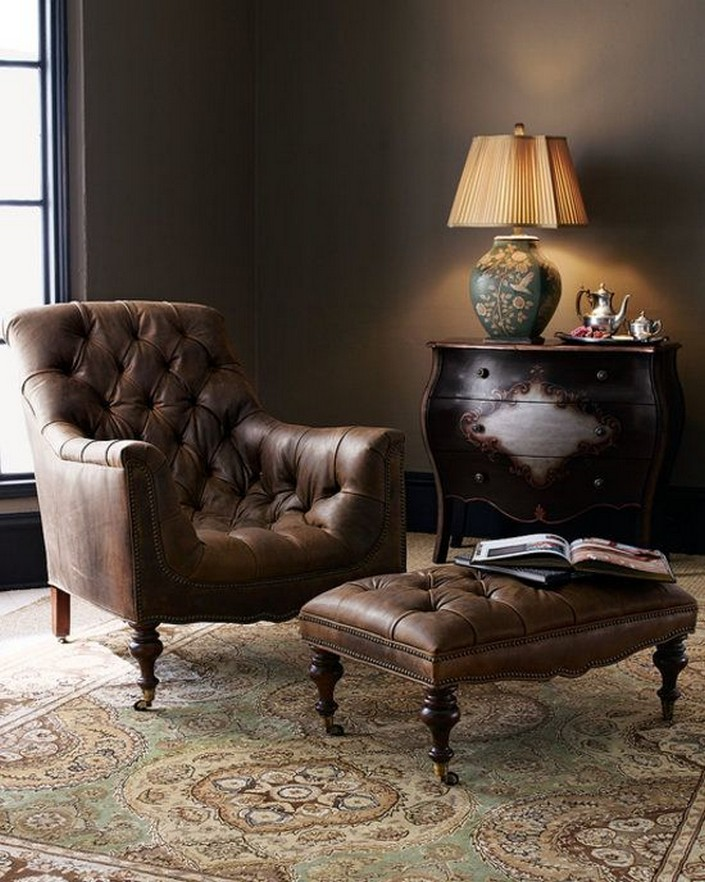 Chesterfield Captains Chairs Top 7 Chesterfield Captains Chairs: Create your Vintage Living Room Chesterfield Captains Chairs 6