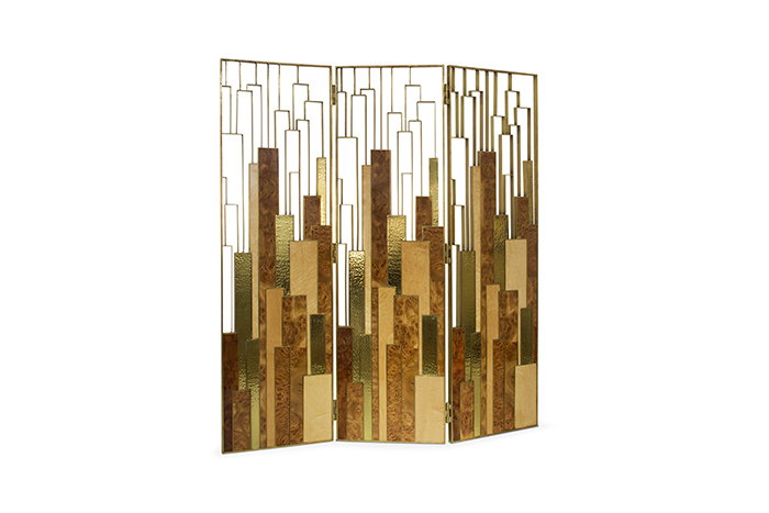 How To Decorate A Small Living Room With Screen Divider 2