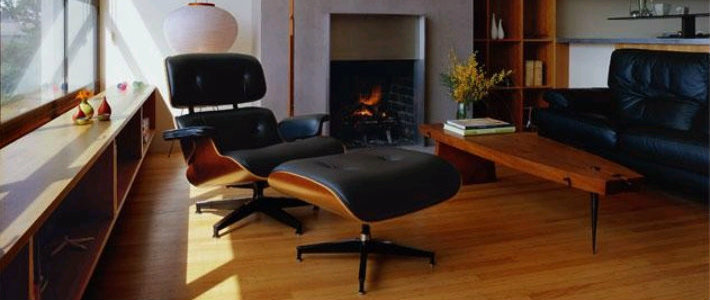Lounge chairs: homes ready for the fall Lounge chairs: homes ready for the fall Lounge chairs homes ready for the fall Aidlin Darling Design1