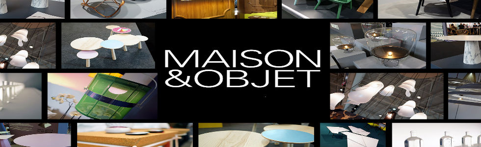 Maison et objet paris 2015 hall 4 top exhibitors and what you can find - Maison et objet 2015 ...