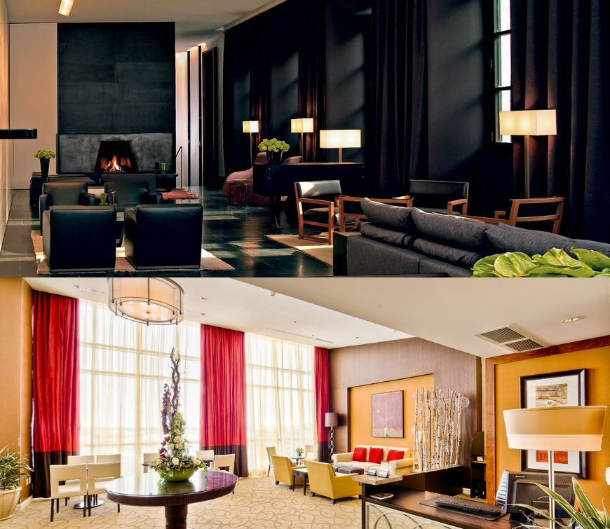 Top 5 lounge sofa on world's most sophisticated hotels lounge sofa Top 5 lounge sofa on world's most sophisticated hotels Milan luxury hotel BVLGARI