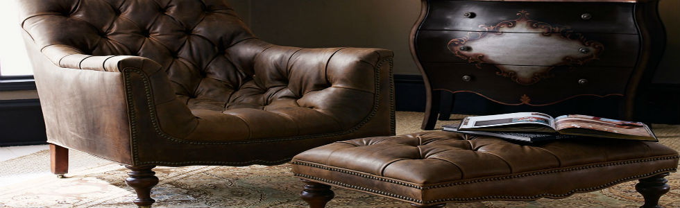 Top 7 Chesterfield Captains Chairs: Create your Vintage Living Room Chesterfield Captains Chairs Top 7 Chesterfield Captains Chairs: Create your Vintage Living Room Old Hickory Tannery Tufted Leather Chair Ottoman