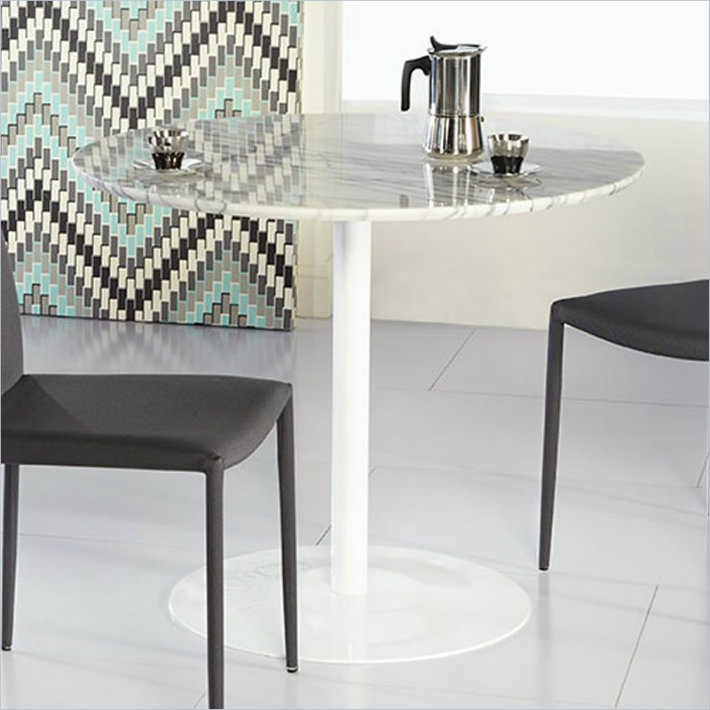 Top 5 White Marble Round Dining Table Eurostyle