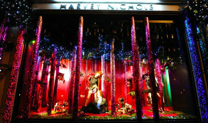 The Most Beautiful 2014 Christmas Display Windows Part 2