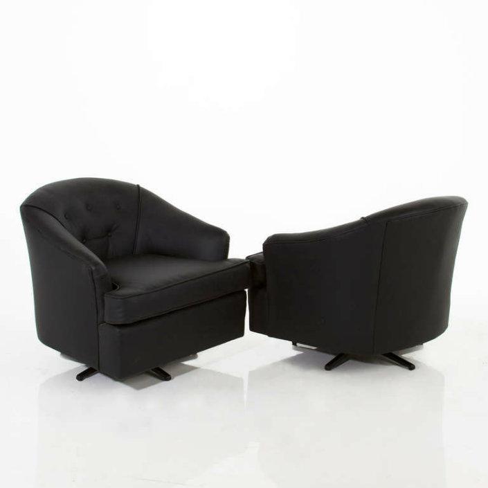 Black Leather Armchair Design Ideas Enchanting
