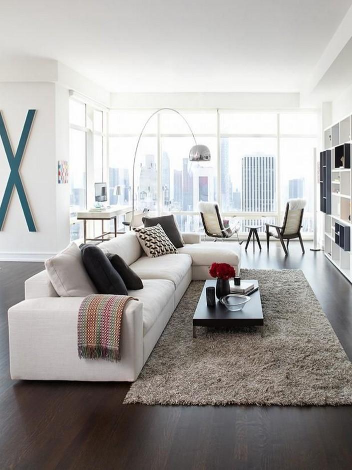 Contemporary Style Home Decor | Credainatcon.com