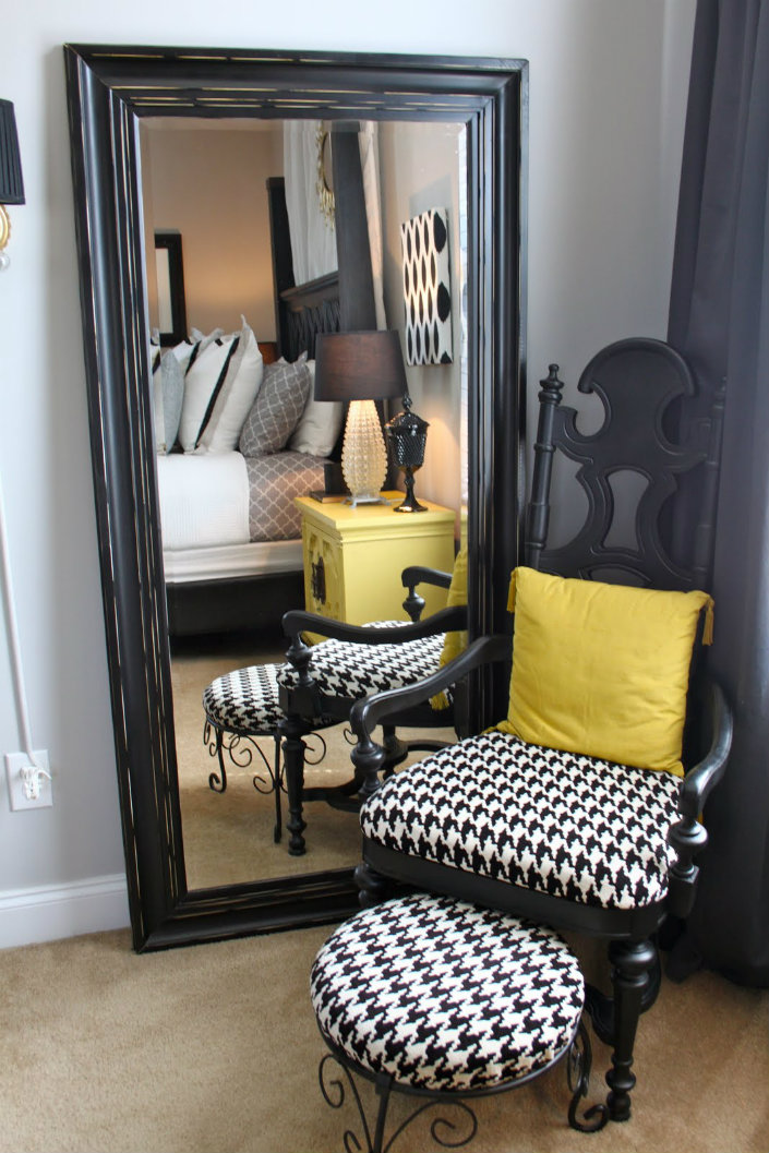 12 Brilliant Ideas For Decorating With Large Wall Mirror 2 Brabbu Design Forces