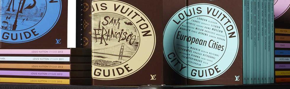 2015 New Louis Vuitton city guides
