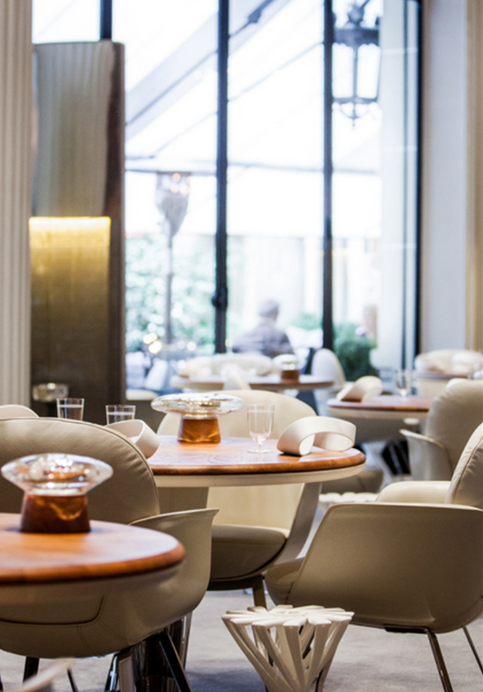 Alain Ducasse, a luxury restaurant to be at Paris Design Week 2015 1 Alain Ducasse, a luxury restaurant to be at Paris Design Week 2015 Alain Ducasse, a luxury restaurant to be at Paris Design Week 2015 Alain Ducasse a luxury restaurant to be at Paris Design Week 2015 1