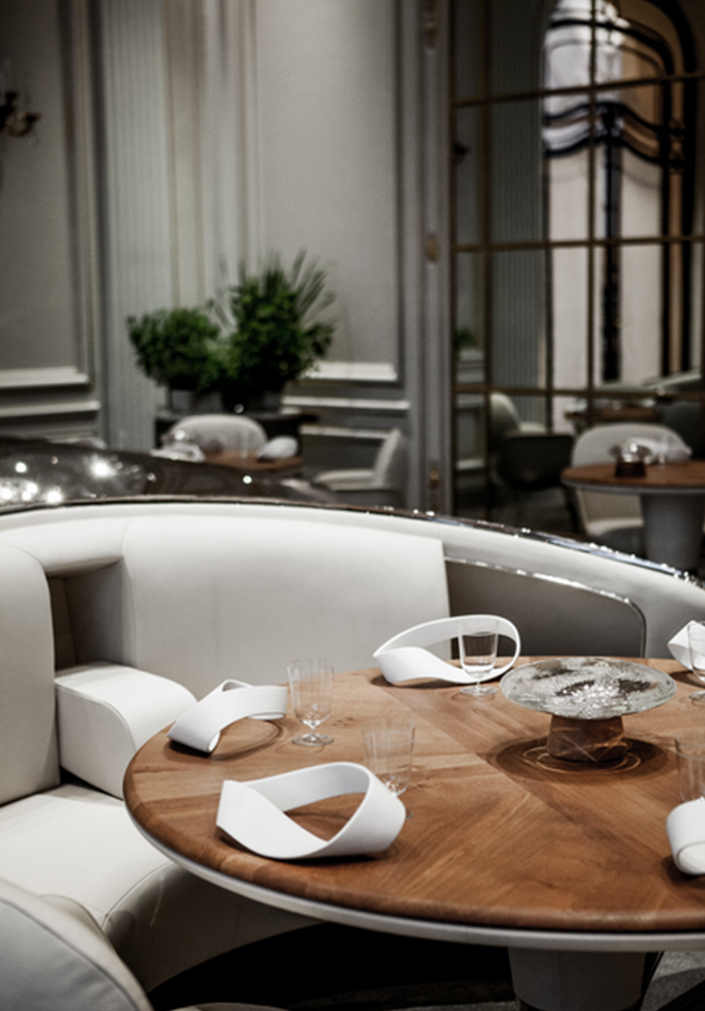 alain ducasse a luxury restaurant to be at paris design week 2015 2 alain ducasse