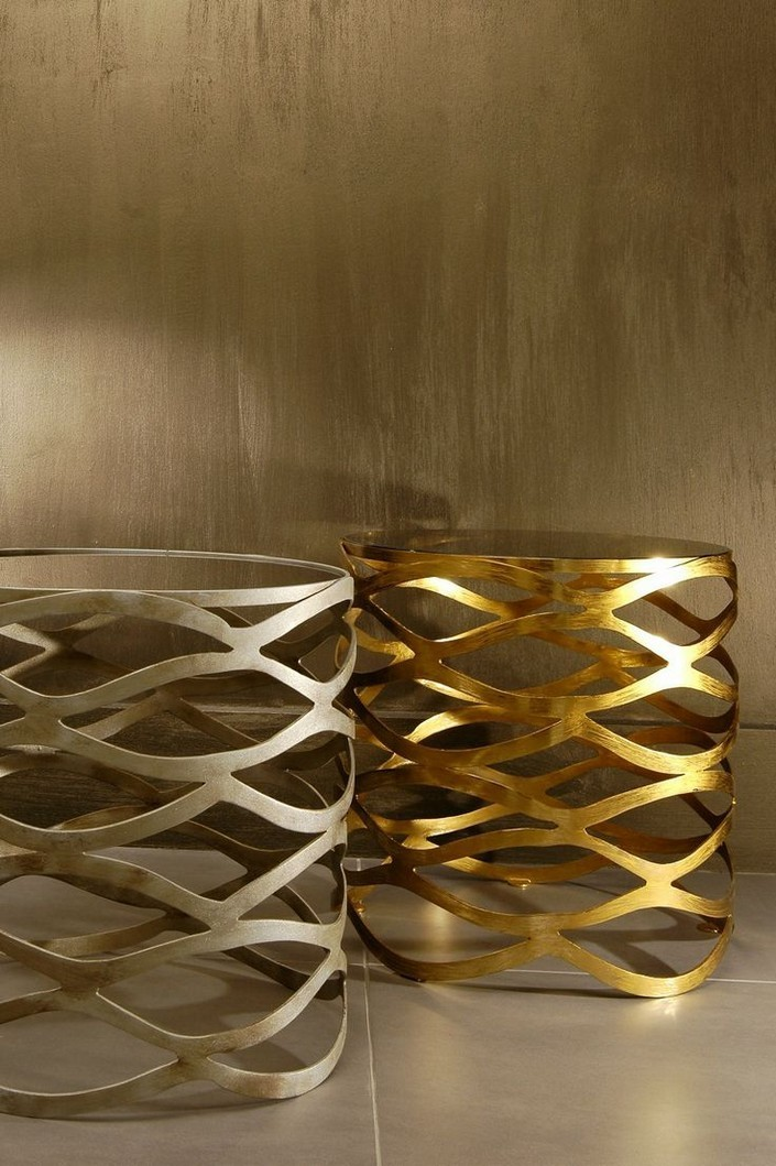 Hotel Furniture 2015 Trends: Top 5 Glass Side Table