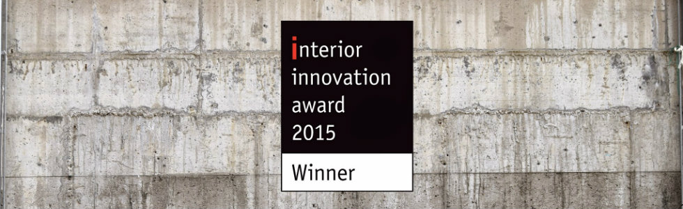 Imm Cologne 2015 News: winners of the Interior Innovation Awards 2015 Imm Cologne 2015 News: winners of the Interior Innovation Awards 2015 Imm Cologne 2015 News winners of the Interior Innovation Awards 2015