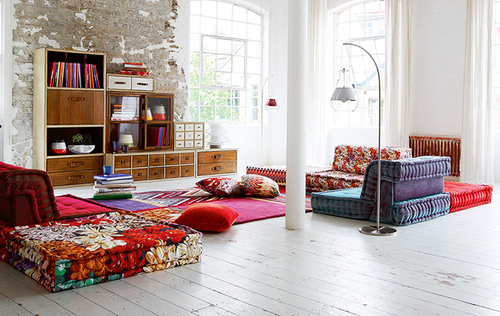 The Best Modern Home Décor Tips To Achieve A Bohemian Style 5