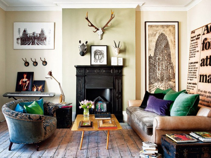 the best modern home d cor tips to achieve a bohemian style