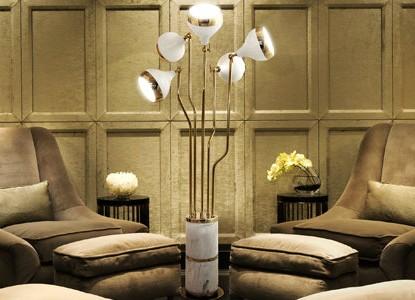 5 modern floor lamp for elegant living room ideas brabbu design forces for Elegant floor lamps for living room