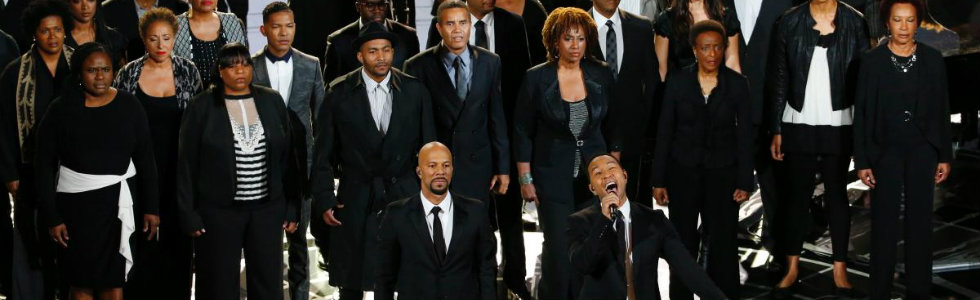Oscars 2015 Best moments - A full report of Academy Awards highlights-common-john-legend
