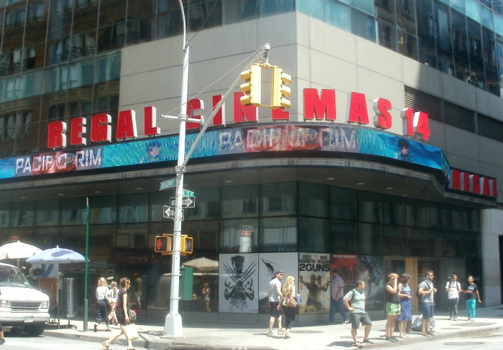 Top 5 Manhattan Theaters To See fifty shades of grey Top 5 Manhattan Theaters To See Fifty Shades of Grey! REGALCINEMA1