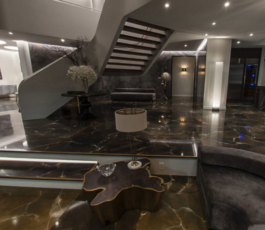 See Inside Christian Greys Apartment In Fifty Shades Of Grey