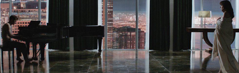Sneak Peek Inside The Condo Of Fifty Shades of Grey Escala Tower