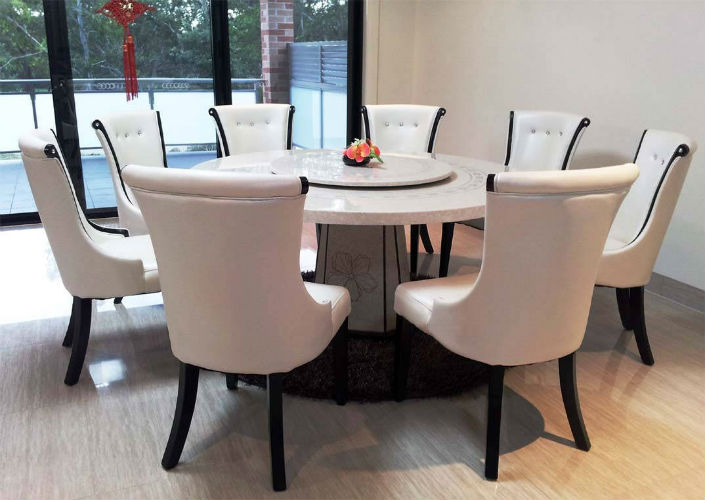 5 Modern Marble Dining Tables You Will Covet marble dining tables 5 Modern Marble Dining Tables You Will Covet 5 Modern Marble Dining Table 2