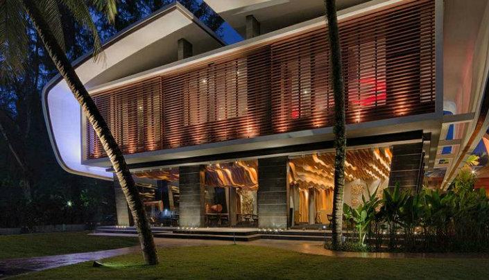 The Astonishing Iniala Beach House By A Cero Architects