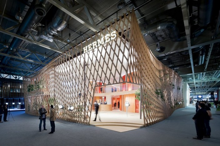 Baselworld 2015 Top Luxury Stands