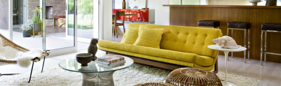Living Room Ideas 2015: Top Mid Century Modern Furniture