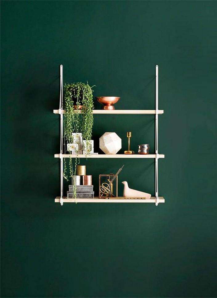 Home Decor Color Trend Emerald Green 2