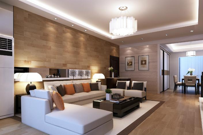 Mid Century Modern Inspiration Brabbu, Modern Lighting Living Room