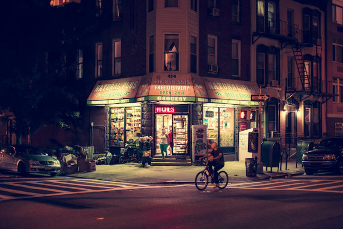 Would New York ever sleep? The city at night by Franck Bohbot Would New York ever sleep? The city at night by Franck Bohbot Would New York ever sleep? The city at night by Franck Bohbot Light On Photographs Of New York City Lit Up At Night 2014 01