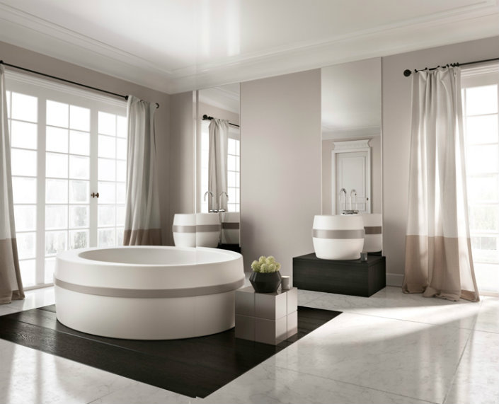 Maison Objet Asia 2015 Kelly Hoppen New Bathroom Interior Design Ideas 3 Brabbu Design Forces