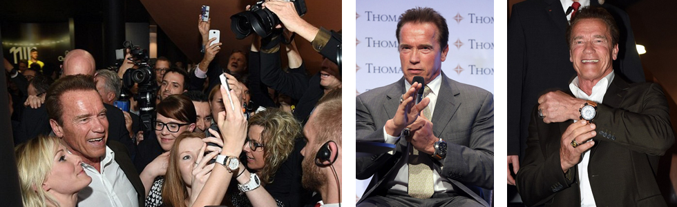 Baselworld 2015: Schwarzenegger launches new line of watches Baselworld 2015: Schwarzenegger launches new line of watches Untitled 12