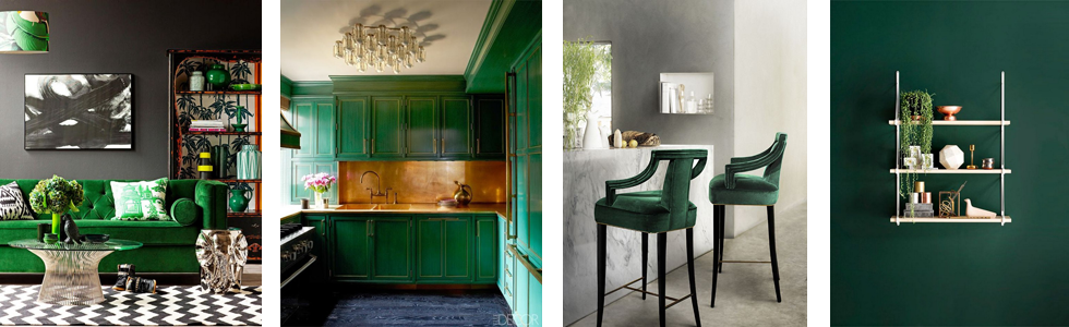 Home Decor Color Trend: Emerald Green Home Decor Color Trend: Emerald Green Untitled 14
