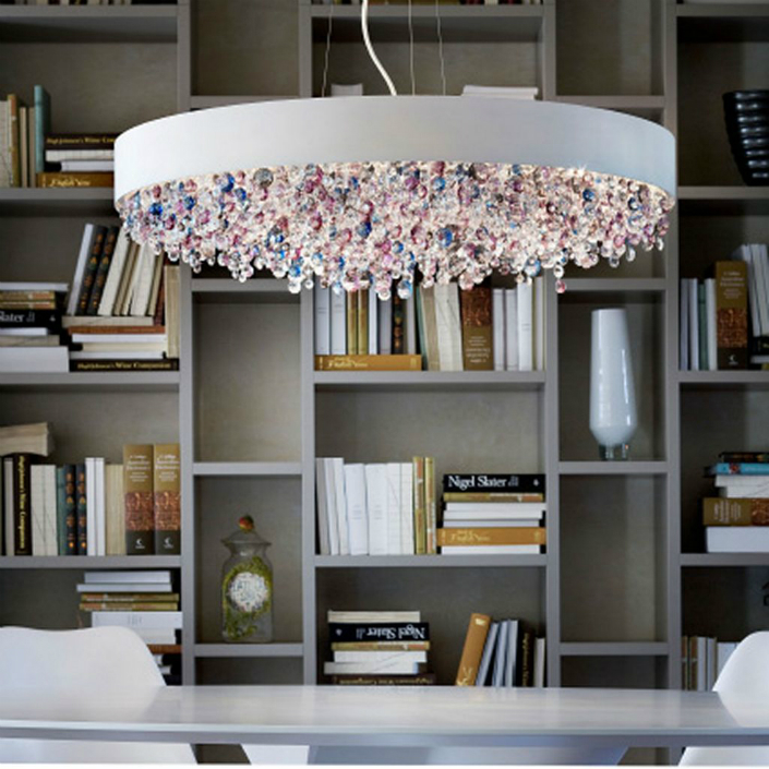 Interior Design Tips How To Add A Shinning Style With Contemporary Ceiling Light 2
