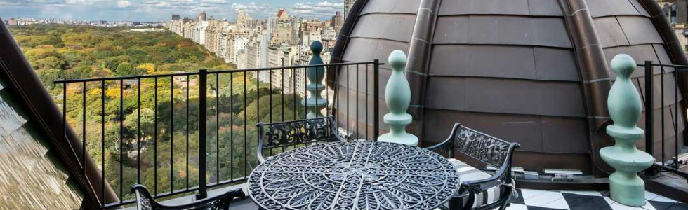 JAW DROPPING TOMMY HILFIGER'S PENTHOUSE AT NEW YORK PLAZA HOTEL